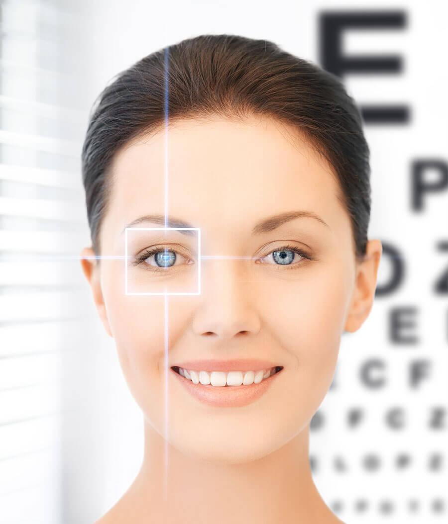 Augen lasern Augenlaserbehandlung Kredit Beautykredit
