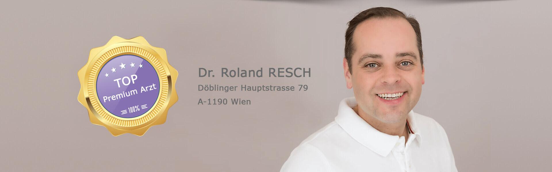 Dr Roland Resch Plastischer Chirurg 1190 Wien